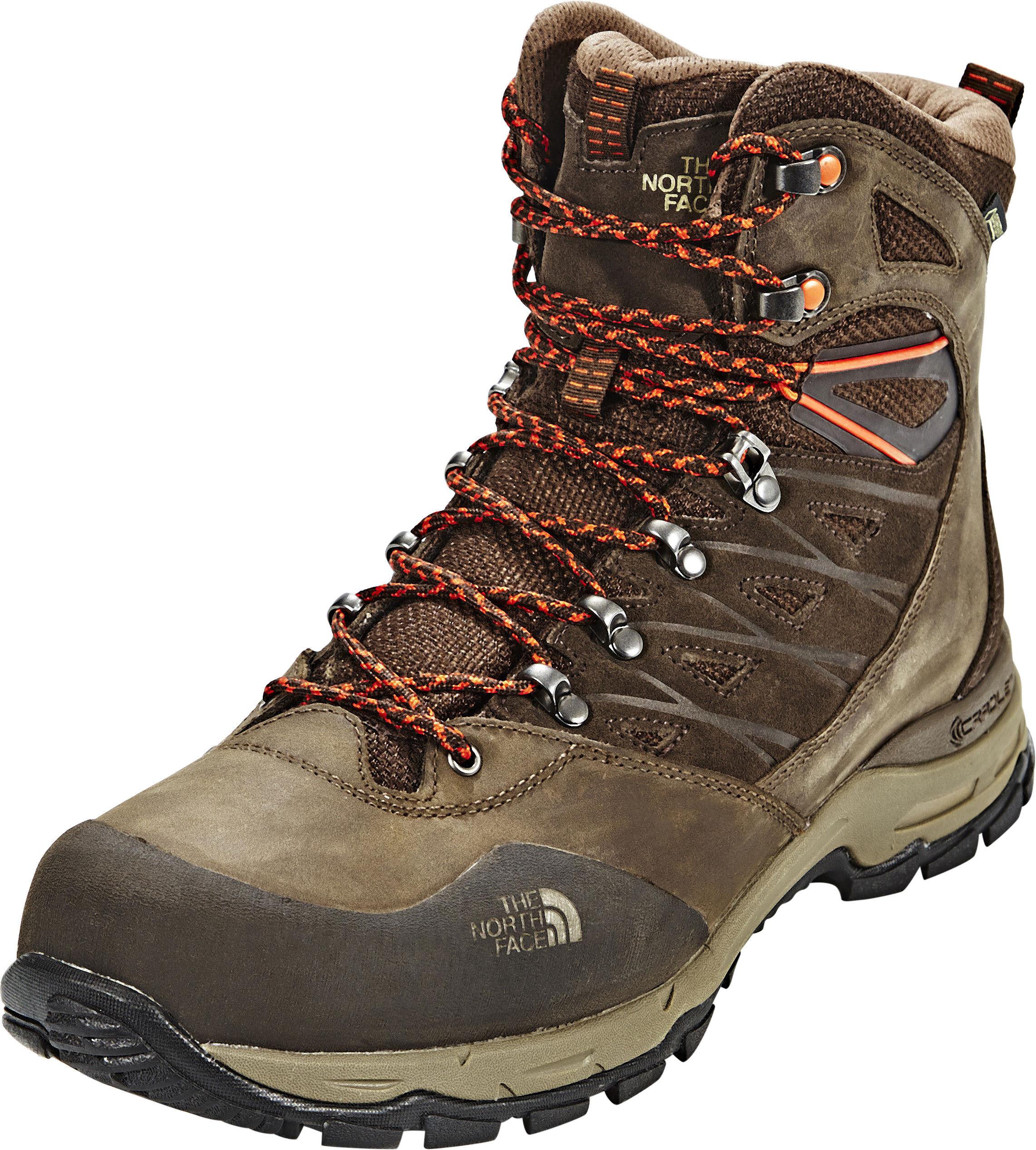 66eb0080a3a The North Face Hedgehog Trek GTX - Chaussures Homme - gris marron ...